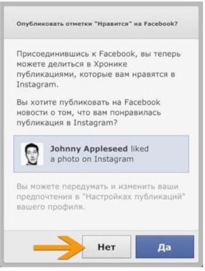 Иллюстрация на тему Как дублировать посты из Инстаграм в Фейсбук: кросспостинг