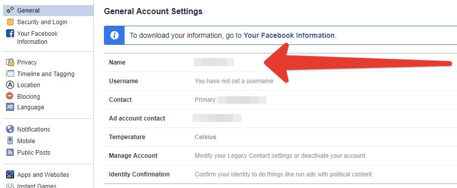 Иллюстрация на тему Как поменять название страницы в Facebook: возможные сложности