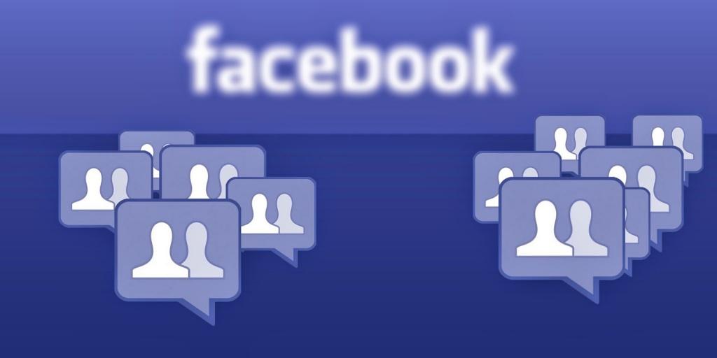 Иллюстрация на тему Как искать группы в Facebook: выступить в сообщество по интересам