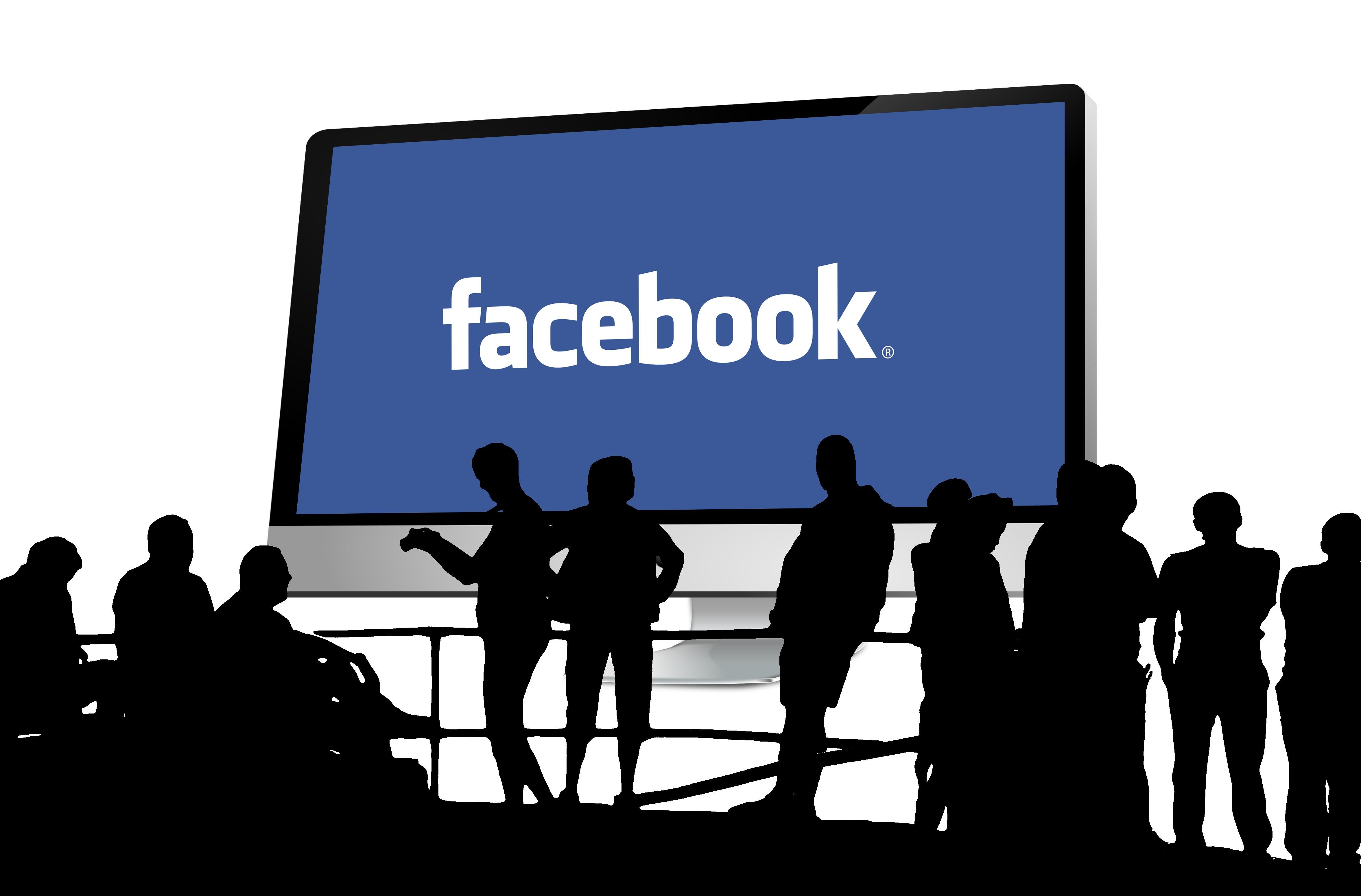Иллюстрация на тему Как сделать ссылку на Фейсбук на свою страницу: профиль аккаунта