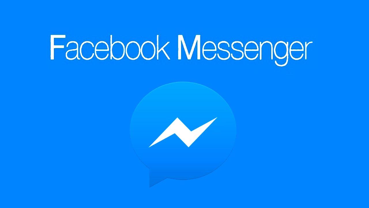 Иллюстрация на тему Мессенджер Фейсбук в нормальном масштабе: пользоваться, настроить