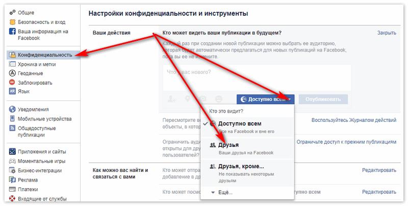 Иллюстрация на тему Как оставить комментарий в Фейсбук: редактирование и удаление