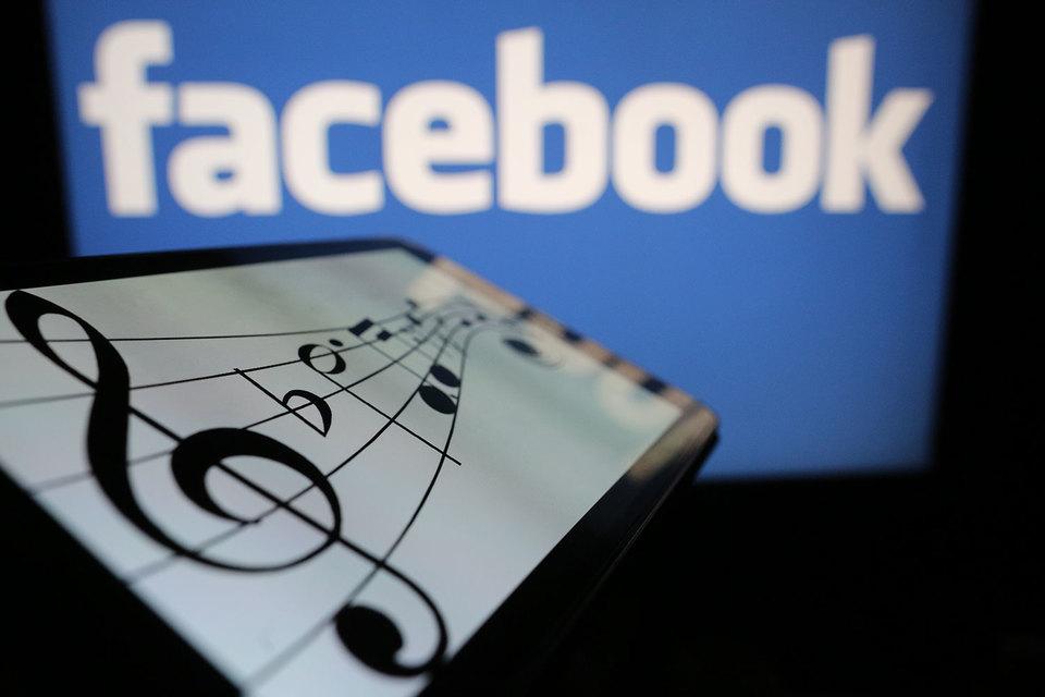 Иллюстрация на тему Как можно добавлять музыку в Фейсбук на страницу