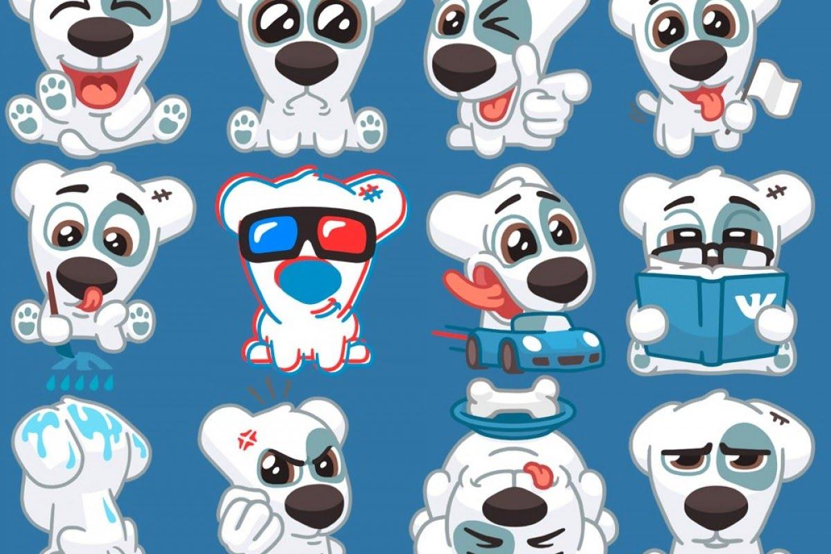 Собак в картинках вконтакте