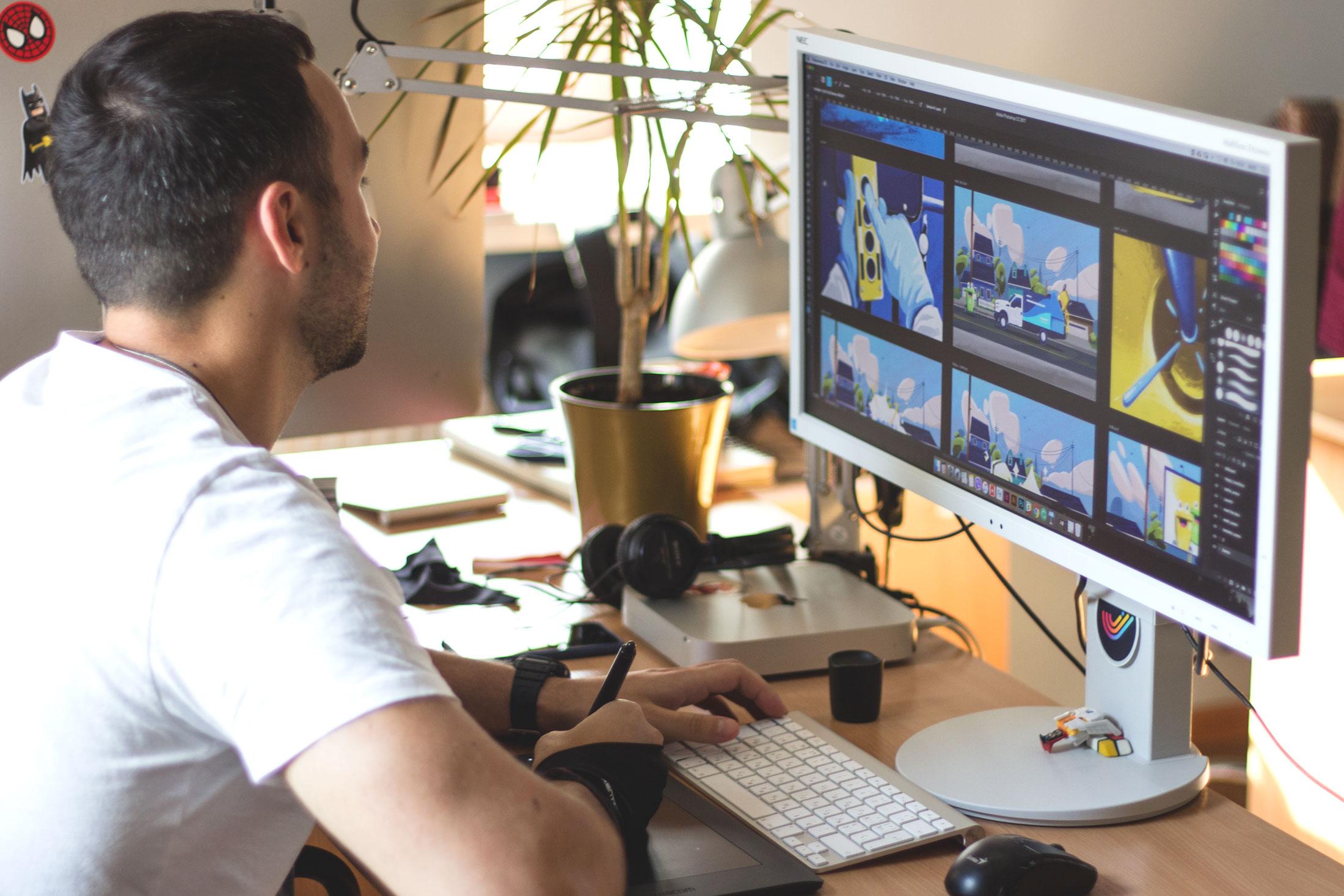 Иллюстрация на тему Как сделать коллаж в ВК: онлайн-сервисы, возможные трудности