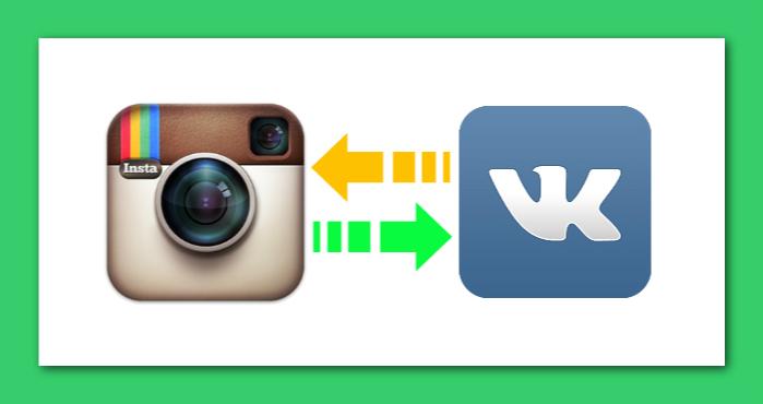 Иллюстрация на тему Как в ВК сделать ссылку в инстаграм: способы, интеграция аккаунта