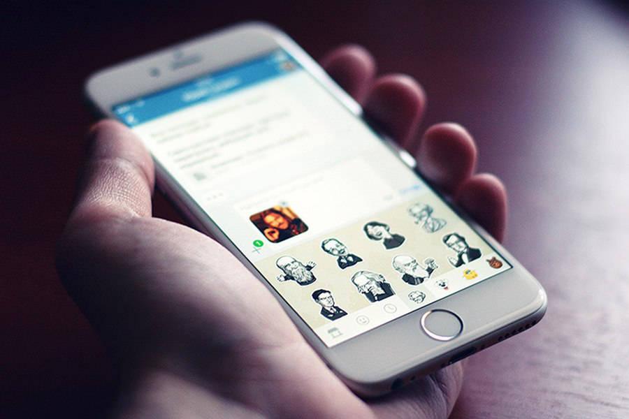 Иллюстрация на тему Как сохранить гифку на айфон из ВК: браузер, приложения