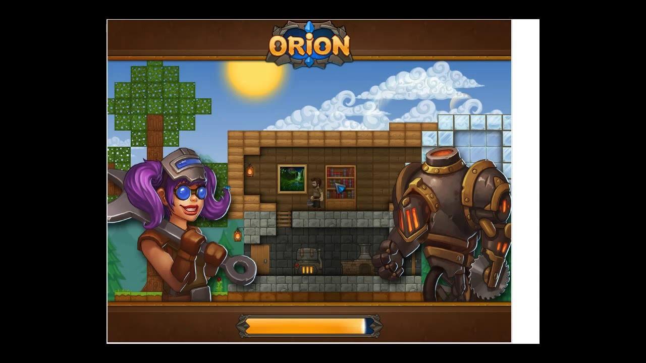 Иллюстрация на тему Орион ВК: краткий обзор игры в социальной сети ВКонтакте