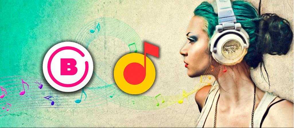 Иллюстрация на тему BOOM VK: скачать приложение для прослушивания музыки во ВКонтакте