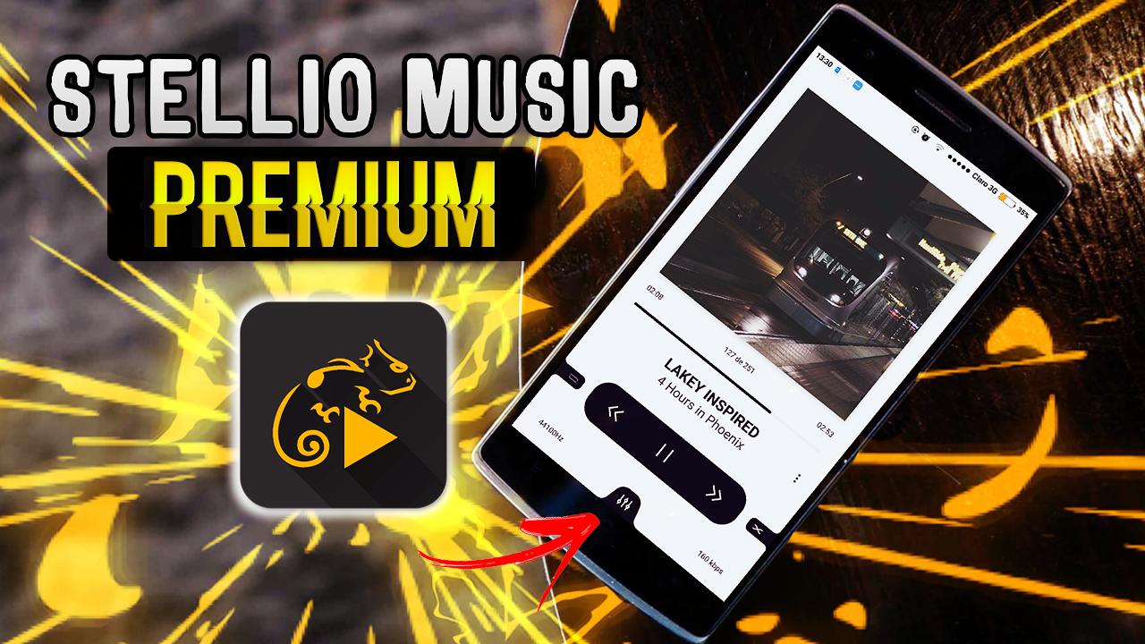 Иллюстрация на тему Stellio VK: скачать приложение для прослушивания и скачивания музыки